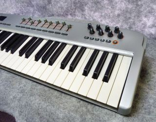 Audio Oxygen 49 USB MIDI Keyboard Controller