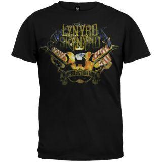 Lynyrd Skynyrd Support Southern Rock T