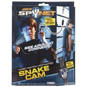Spy Net Snake Cam Stealth Recording by Realtech *Factory Sealed/Ships