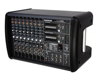 Mackie PPM1008 ppm 1008 8 Channel Powered Mixer