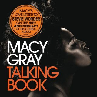 Cent CD Macy Gray Talking Book Stevie Wonder Tribute 2012
