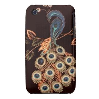 Classic Peacock Iphone 3g/3gs Case iPhone 3 Cases