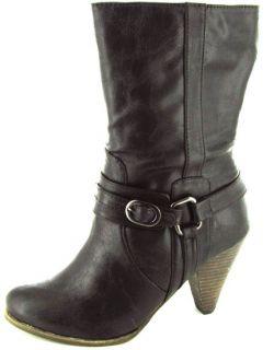 80 Steve Madden Madalyne Womens Boots Heels