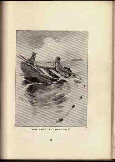 Judith Lynn 1906 Antique Books Childrens Donnell Sea