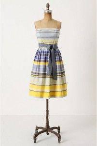NWT Anthropologie Maeve Paraiso Dress 0,2, 4, 6, 10, 12