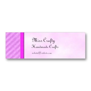 Skinny Card Gift Tag Template Business Card Template