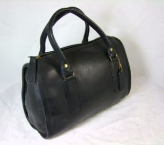 Doctor New York City Made Glove Leather Madison Satchel Bag