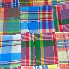 Madras Strapless Dress Nantucket Brand Reg $139 00