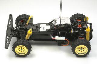Tamiya 58517 RC 1 10 Super Hotshot 2012 4WD Off Road Racer New in Box
