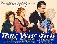 Three Wise Girls DVD 1932 Mae Clarke Jean Harlow 3
