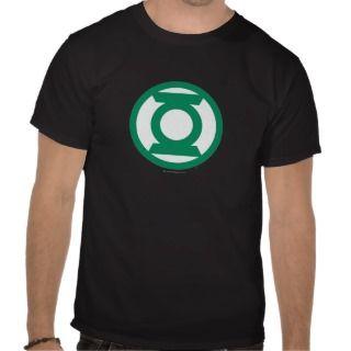 Green Lantern Logo 13 Tshirt