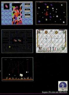 Mac Arcade Pak Mac Classic Arcade Game Collection 3 5