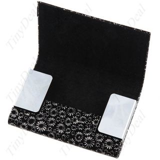 Magnetic Hard Business Card Case Holder Box YCH 13597