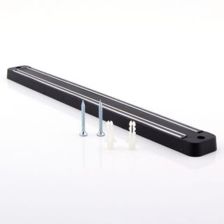 Durable Magnetic Wall Mount Knife Holder Storage Rack Strip Utensil