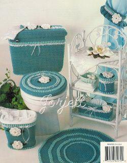 Sweet Magnolia Bath Set Annies Crochet Patterns
