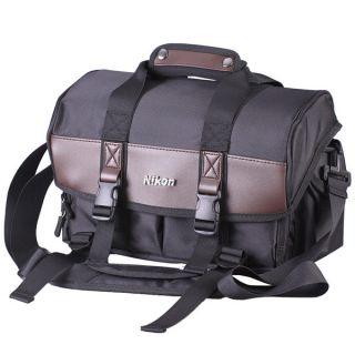 NIKON Shoulder Cross Bag Big Bag Camera Bag SLR DSLR D5000/D3000~D40