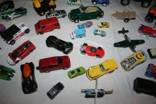 Diecast Toy Cars Trucks etc Hot Wheels Matchbox Maisto Hasbro
