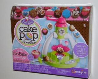 Cool Baker Cake Pop Maker Make No Bake Cake Pops