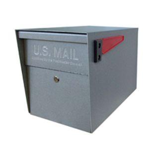 Epoch Design 7105 Locking Theft Proof Security Mailbox