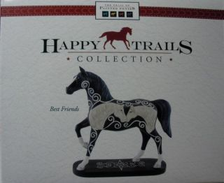 Ponies Happy Trails Best Friends by Jennifer Macneill Traylor