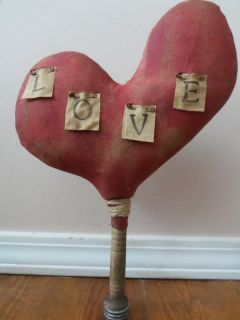 love valentines day this heart make do is my own design i made