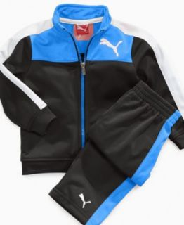 Puma Baby Set, Baby Girls Track Jacket and Pants   Kids