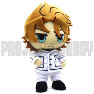 Hanabusa Aido Plush Doll Japanese Anime Manga Officially Licensed