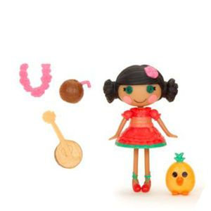 New Mini Lalaloopsy Mango Tiki Wiki NIP Just Released