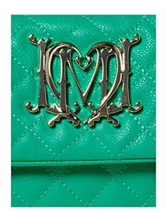 Love Moschino Modern quilted shoulder bag
