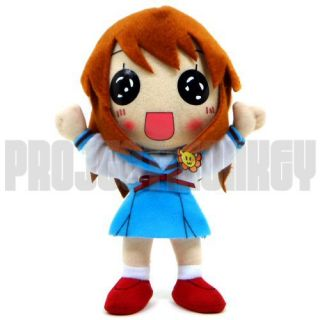 of Haruhi Suzumiya Mikuru Asahina Plush Doll Anime Manga School Girl