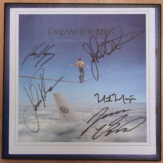 Dramatic Turn of Events Deluxe Box Set Autographed