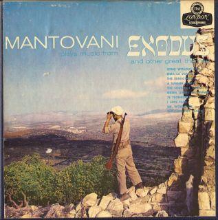 Mantovani Exodus Other Movie Songs London FFST Reel Tape 7½ IPS Ampex