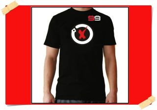 Camiseta T Shirt Simbolo Jorge Lorenzo MotoGP Todas Las Tallas s M L