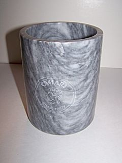 Caesars Casino Atlantic City NJ Solid Marble Crock