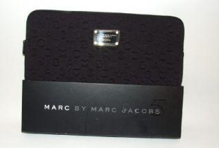 Marc by Marc Jacobs Dreamy Logo Neoprene 15 Laptop Computer Case