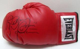 Ray Boom Boom Mancini Signed Everlast Boxing Glove JSA