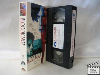 Bloodknot VHS Patrick Dempsey Margot Kidder 097368332133