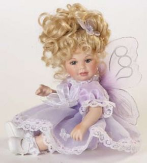 Marie Osmond Tranquility Porcelain Doll C2070 w COA