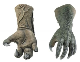 The Amazing Spider Man Lizard Claw Like Latex Hands Licensed 42515