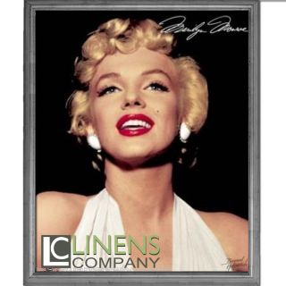 Signature Collection Marilyn Monroe Legend Raschel Plush Mink Blanket