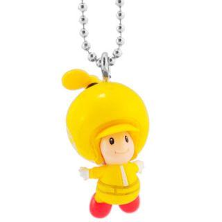 Super Mario Bros Nintendo Wii Strap Pyellow Fly Toad