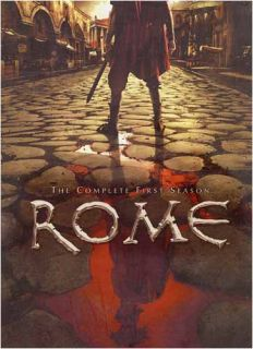 Rome The Complete First Season 1st Boxset New DVD