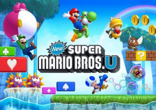 Deluxe 32 GB with Nintendo Land and New Super Mario Bros U