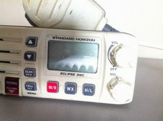 Standard Horizon GX1000S VHF Marine Band Radio