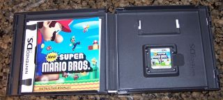 NDS Nintendo NEW SUPER MARIO BROS for 3DS DSi DS Lite DS NDiS LITE
