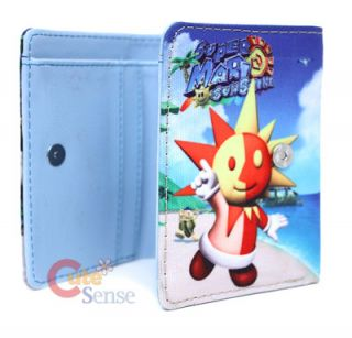 Super Mario Kids Wallet 2