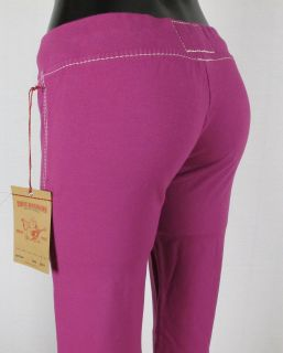 True Religion Jeans Sangria Big T Marissa sweat Track Pants