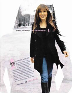 Mariska Hargitay Celebrity clippings Lot 1