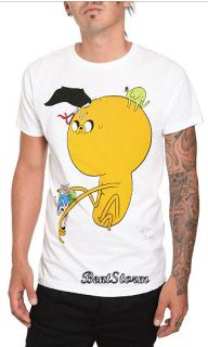 New Adventure Time with Finn and Jake Marceline Pen Ward Tee T Shirt