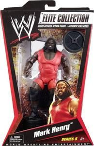 Mark Henry WWE Mattell Elite SRS 5 Action Figure Toy